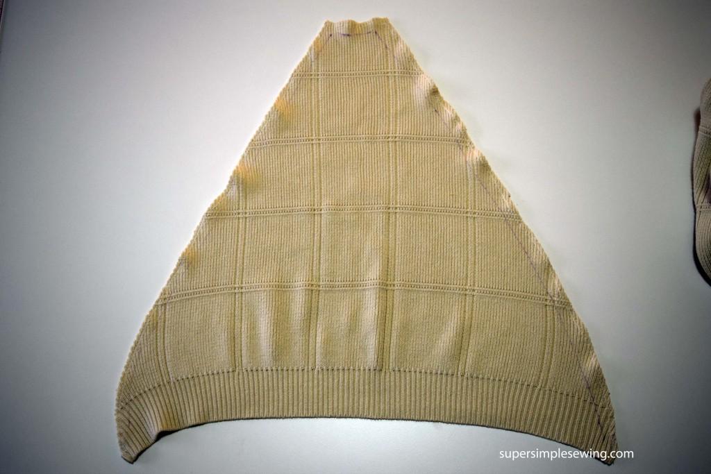 cut tree skirt