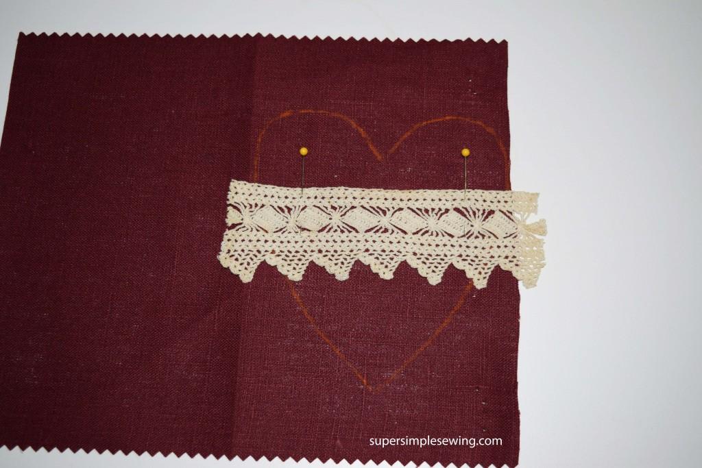 pin lace
