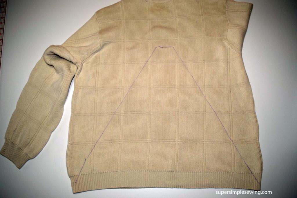shape tree skirt