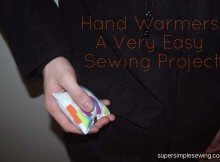 hand warmers easy project